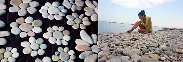 escolhendo as pedras