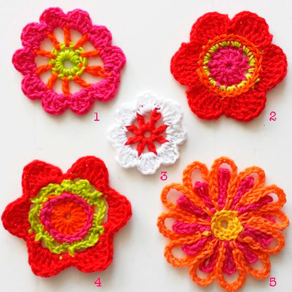 Flores De Croche 5 Car Interior Design