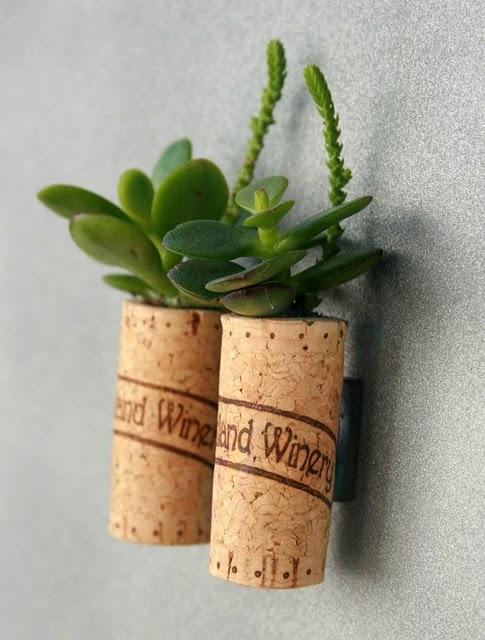 Galeria Do Artesanato São Carlos ~ Mini vasos de cortiça Artesanato na Rede