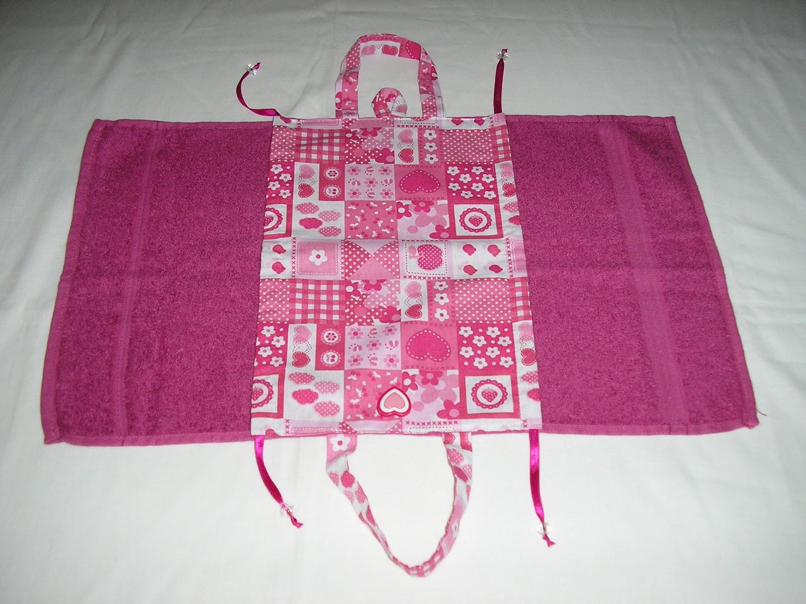 Aparador Barba Worten ~ Bolsa toalha u2013 Artesanato na Rede