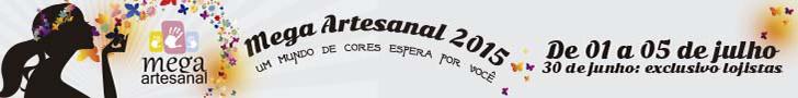 Banner Mega Artesanal 728x90px