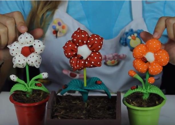 Adesivo De Olho E Boca ~ Bonecas feitas com vidro de esmalte e biscuit ARTESANATO NA REDE
