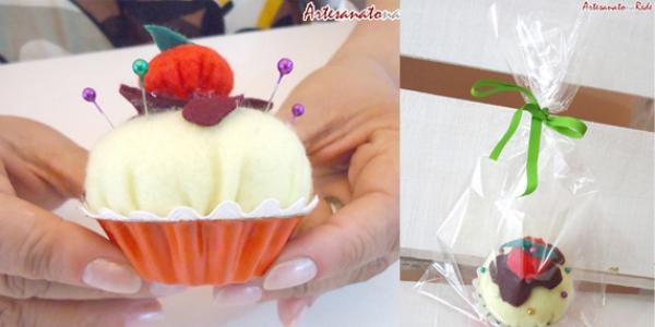 cupcake-feltro