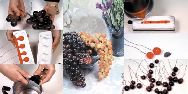 vela-uvas