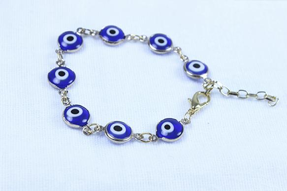 pulseira olho grego