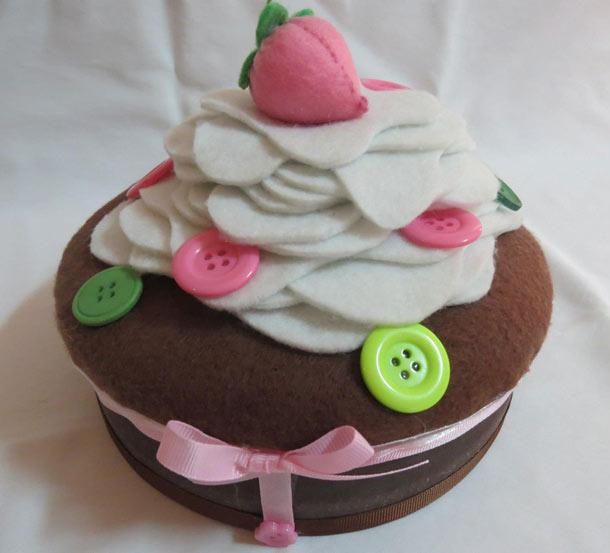 Caixa Cupcake em Vídeo