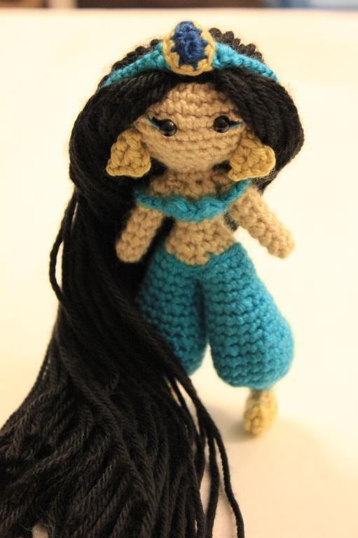 Princesa Jasmine, de Aladim