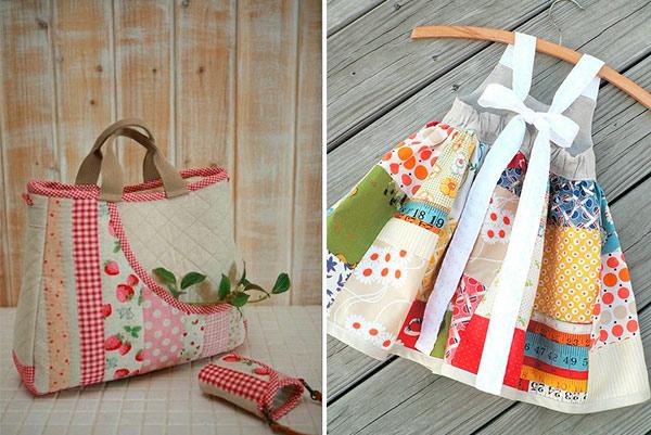 Bolsas Térmicas e Vestidos para crianças