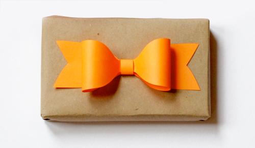Laço de Papel 3D