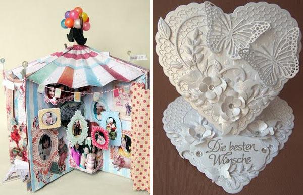 Faça virar decoração e use formatos diferentes!