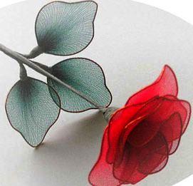 flor-de-meia-de-seda-rosa