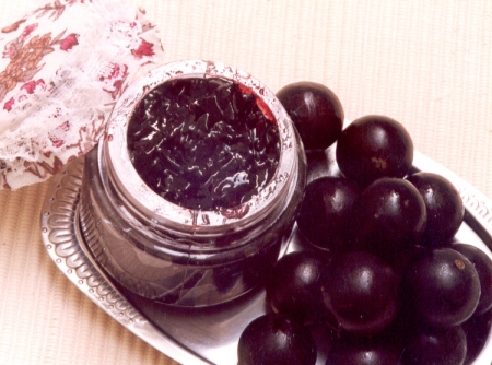 cascas de frutas