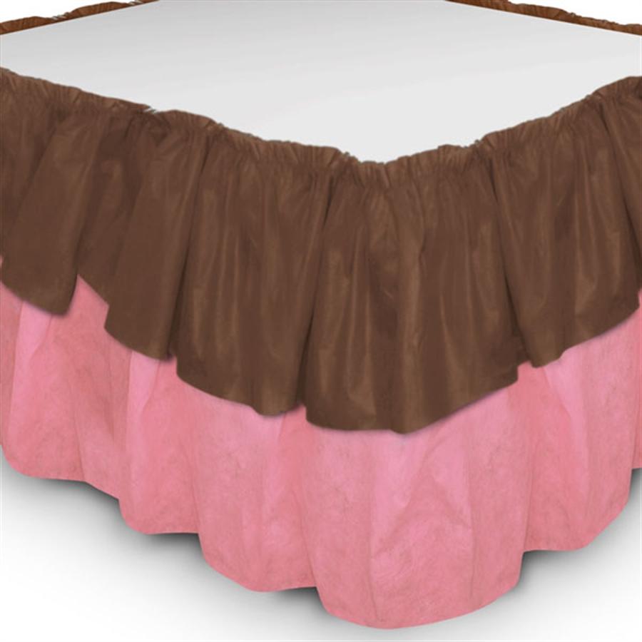 Dica de decoraç u00e3o para mesas com TNT Artesanato na Rede -> Como Decorar Um Teto Com Tnt