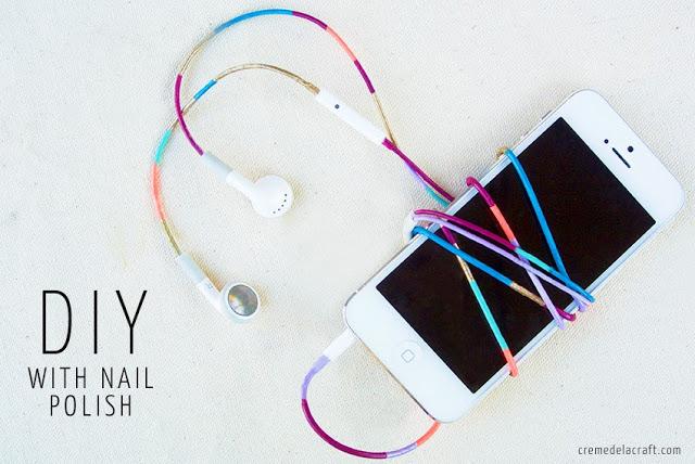 DIY: Fone de Ouvido customizado