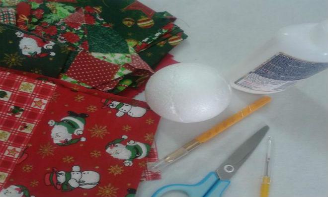 Bola de Natal 1