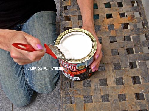 Recicle caixote de feira usando pátina-002