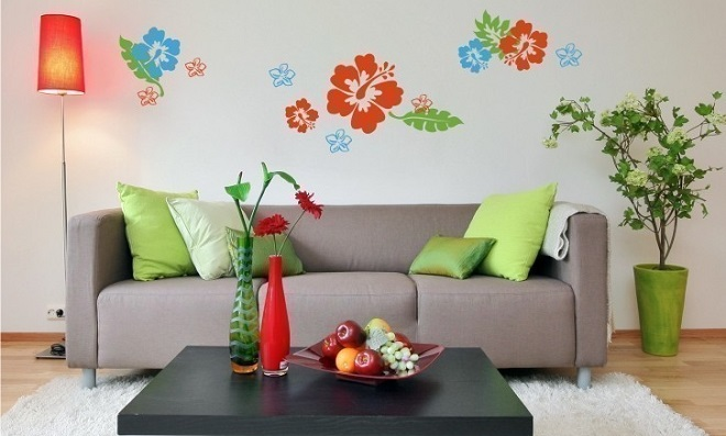pintar uma parede