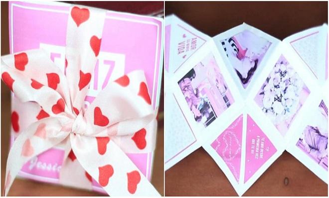 Cartão álbum
