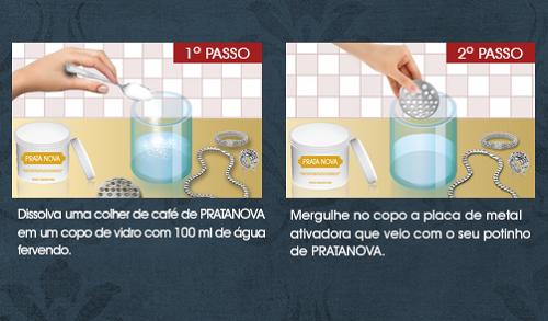 Conheça o limpador de joias – Prata Nova e saiba como usa-lo!