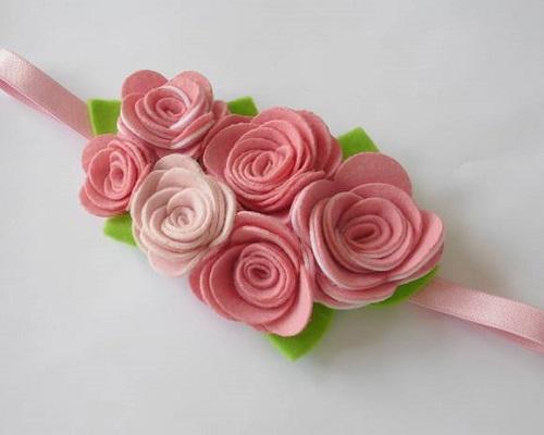 rosas de feltro-7