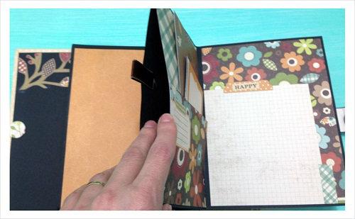 Lindo Álbum de Scrapbooking - 10