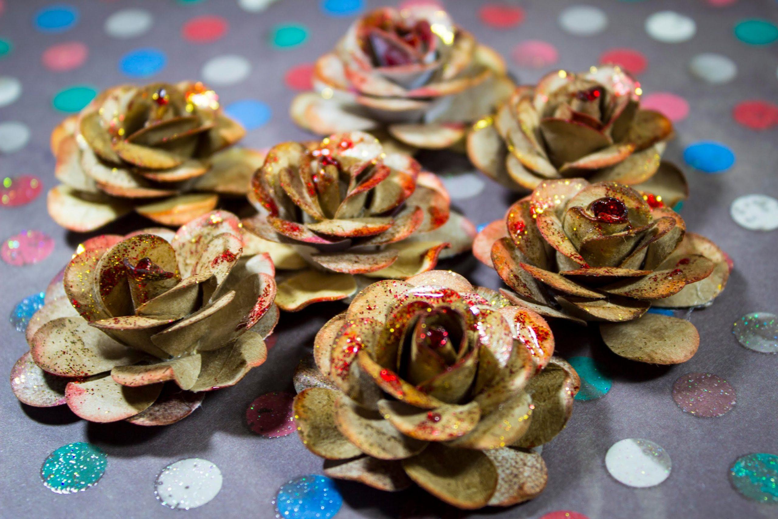 flor-de-papel-rosas
