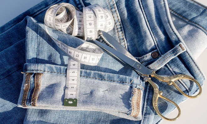 Customize sua calça e fique no estilo!