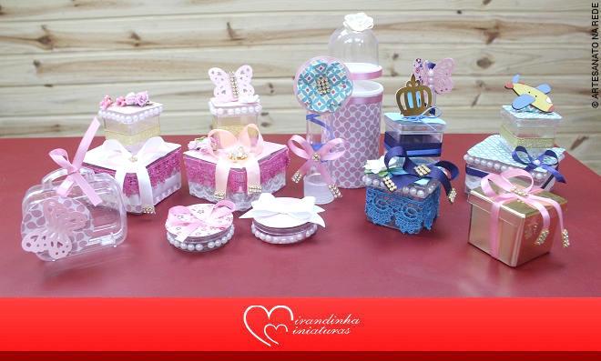 Complemento da aula: Conjunto de itens decorativos para festas